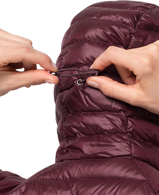 Jack Wolfskin Atmosphere Coat W Debajo-prenda exterior-abrigos Mujer