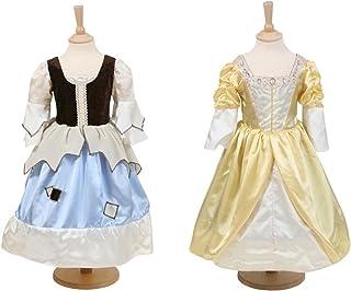 Princess and Pauper Reversible Dress age 6-8 (disfraz)