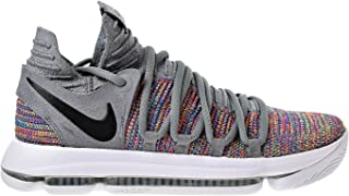 ddd5170ef149 Nike Mens Kevin Durant KD 10 Basketball Shoes Multicolor Black-Cool Grey -White