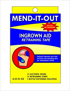 Mend It Out Ingrown Toe Nail Repair kit