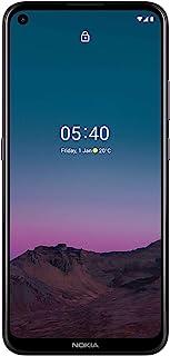 هاتف نوكيا 5.4 TA-1325 ـ 128 جيجا + 4 جيجا من الجيل الرابع دي اس يدعم اللغة العربية لون ارجواني