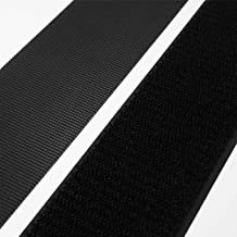 SOON GO Self Adhesive Hook and Loop Strips Tape 5 Yards Command Heavy Duty Industrial Strength Fasteners Indoor Outdoor Use