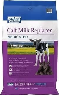 SAV-A-CAF Performance Calf Milk Replacer, 25 lb.