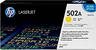 HP 502A | Q6472A | Toner Cartridge | Yellow