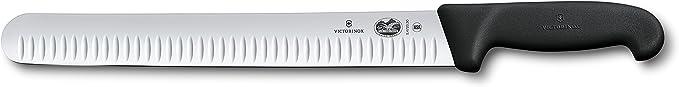 Victorinox Swiss Army 47645 Cutlery Fibrox Pro Slicing Knife – Best Professional Brisket Knife
