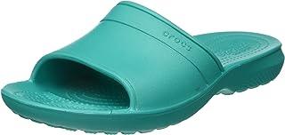 Crocs Classic Slide Sandal Tropical Teal 4 US Men/6 US Women M US