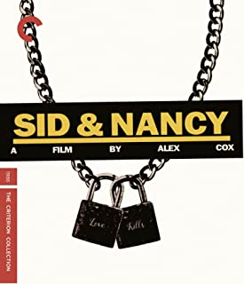 Sid & Nancy The Criterion Collection
