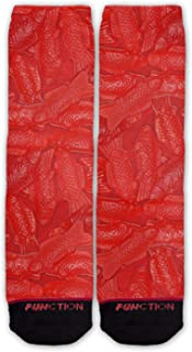 Function - Red Candy Fish Fashion Socks