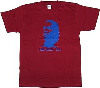 ロナウジーニョ(バルセロナ) THE BEST'04 Tシャツ(エンジ)【FOOTBALLER】