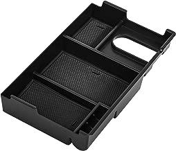 OxGord Console Organizer Tray Insert Armrest Glove Box Secondary Storage Console Best for 2014-2018 Toyota Tundra