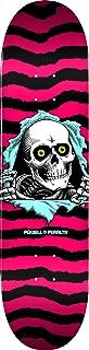 Powell-Peralta Ripper Popsicle Shape Hot Pink Skateboard Deck