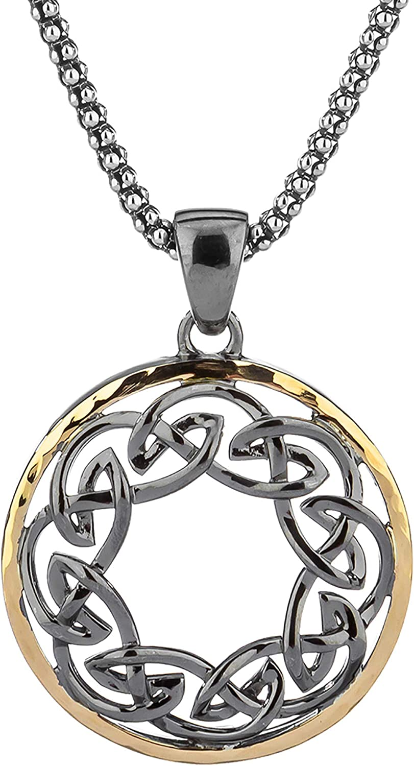 Keith shipfree Sale price Jack Jewelry Path of Sterling Necklace Life Ruthenium Si