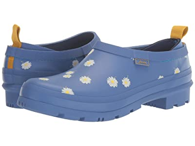 Joules Pop On (Blue Daisy) Women