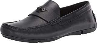 EMPORIO ARMANI X4B124, Men's Loafer Flats, (Night 00006)