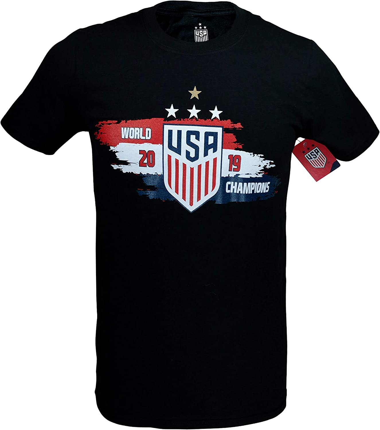 Icon Sports Group Online limited product U.S.Soccer USWNT Cotton Import T-Shirt Soccer Men's