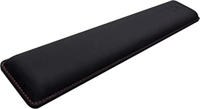 HyperX Wrist Rest - Cooling Gel - Memory Foam - Anti-Slip - Ergonomic - Keyboard Accessory (HX-WR)