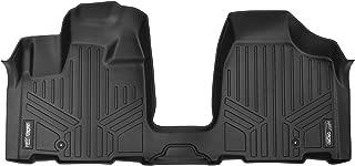2002-2008 Complete Set MAXLINER A2182//B2182 Floor Mats for Dodge Ram Quad Cab Grey