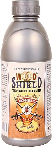 Sujanil Chemo Industries Woodshield Termite Killer (1 Litre)