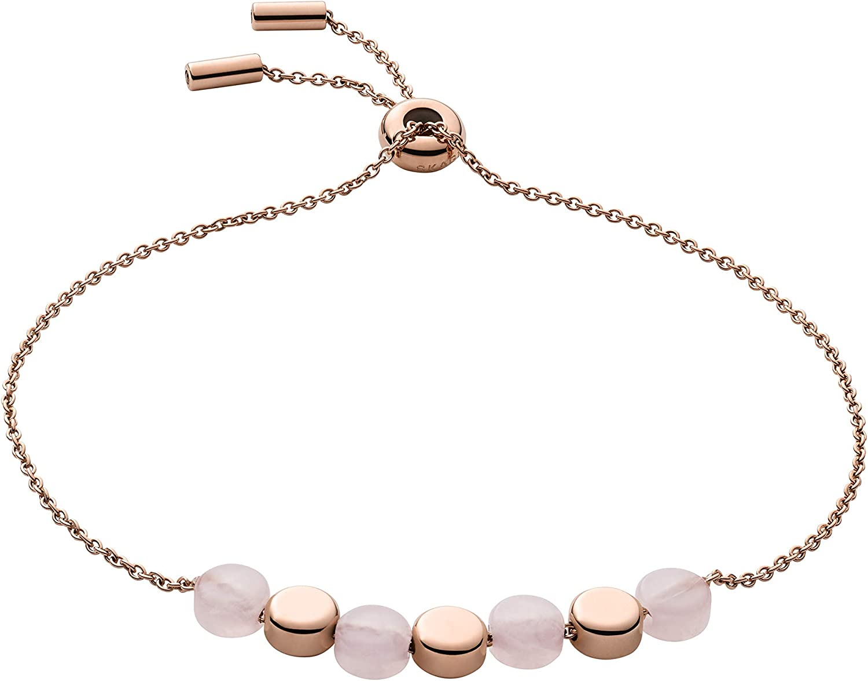 Skagen Women's Stainless Steel Gold-Tone Chain Bracelet