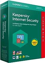 Kaspersky 2018 Internet Security Multidevice - Software De Antivirus, 3 Licencias