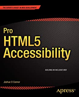 Pro HTML5 Accessibility