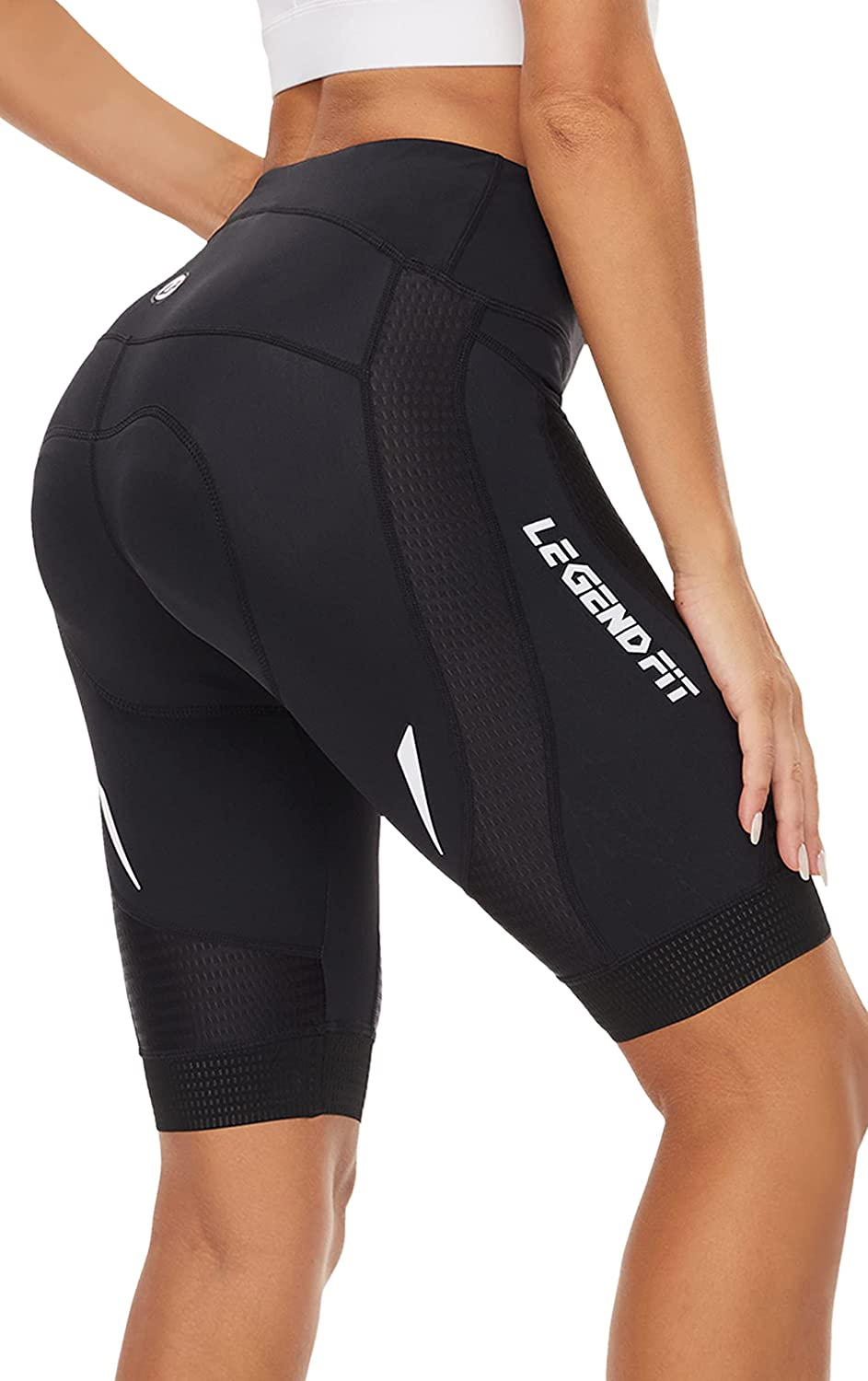 LEGENDFIT Women's Bike Shorts 3D Padded Riding All items in the store Columbus Mall Bicycle P Cycling