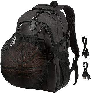 VBG VBIGER School Backpack Sports Basketball Backpack 15.6 Laptop Backpack for High Middle School Boys Mens