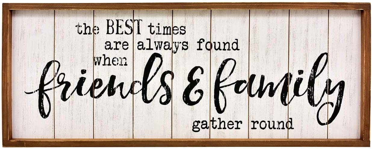 The Best Times are 5 Topics on TV ☆ very popular Always Round Found Gather FriendsFamily When