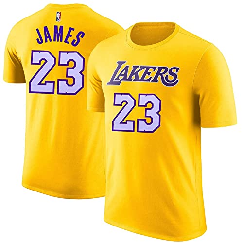 new york fe5d1 616e3 Lebron Lakers Jersey: Amazon.com