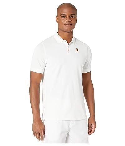 Nike The Nike Polo Heritage Stndrd (White) Men
