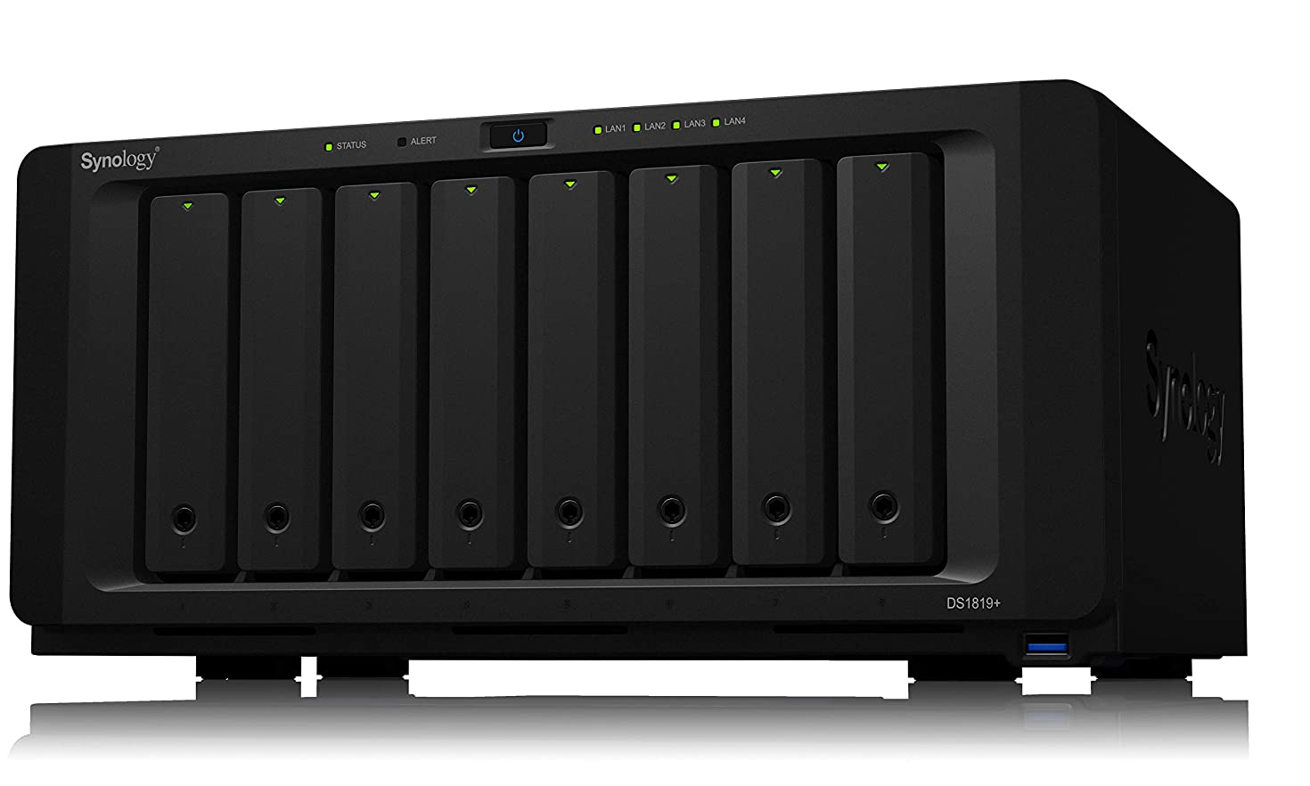 Synology 8 Bay NAS Diskstation (Diskless) (DS1819+)