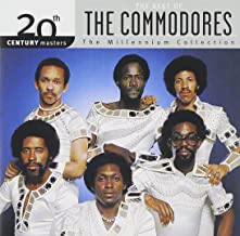 20th Century Masters: The Best of The Commodores - The Millennium Collection