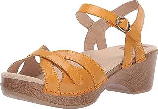 3ef40064b97 Amazon.com  Dansko - Platforms   Wedges   Sandals  Clothing