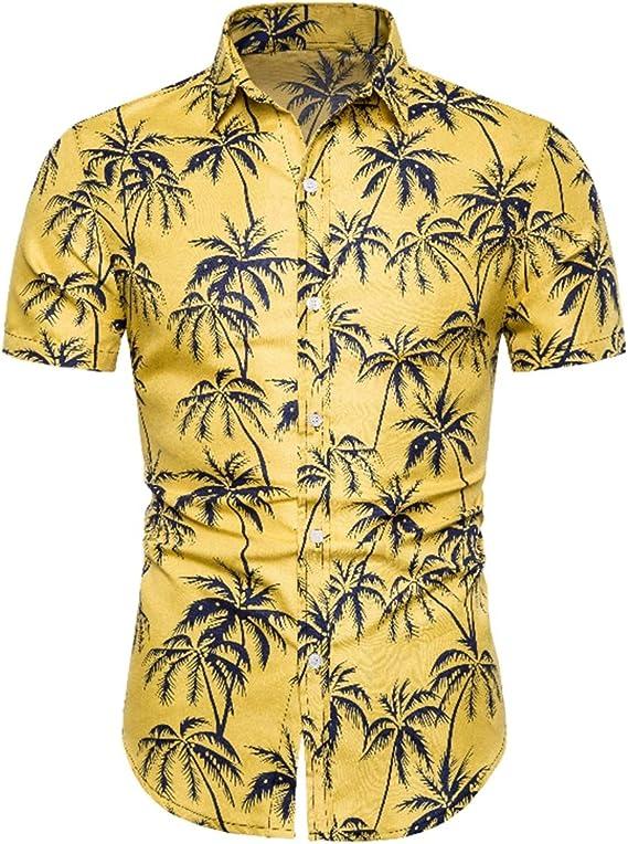 Traje de Camisa para Hombre de Gran Tamaño Moda Casual ...