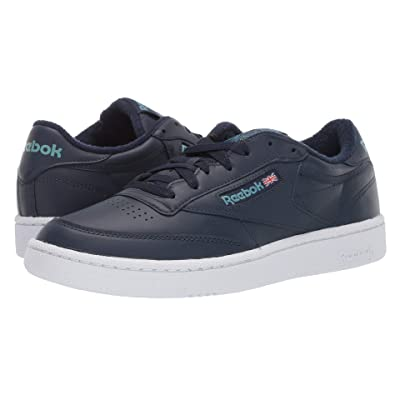Reebok Club C 85 MU (Vintage Collegiate Navy//White/Mineral Mist) Men