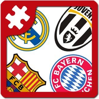 Soccer: Logo Puzzle Quiz