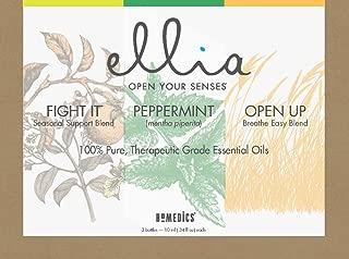 Ellia Aromatherapy Therapeutic Essential Oil for a Diffuser
