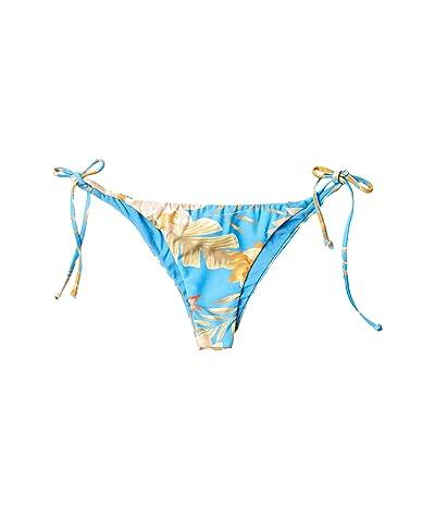 Billabong Palm Rise Tie Isla Bottoms (French Blue) Women