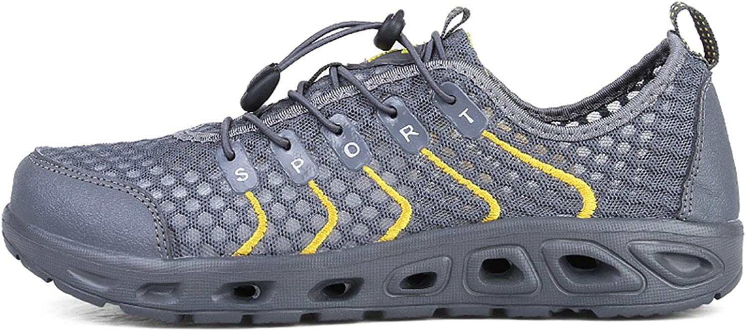 Go Tour Men's Quick-Dry Slip on Water shoes Leisure Outdoor Lightweight Walking shoes