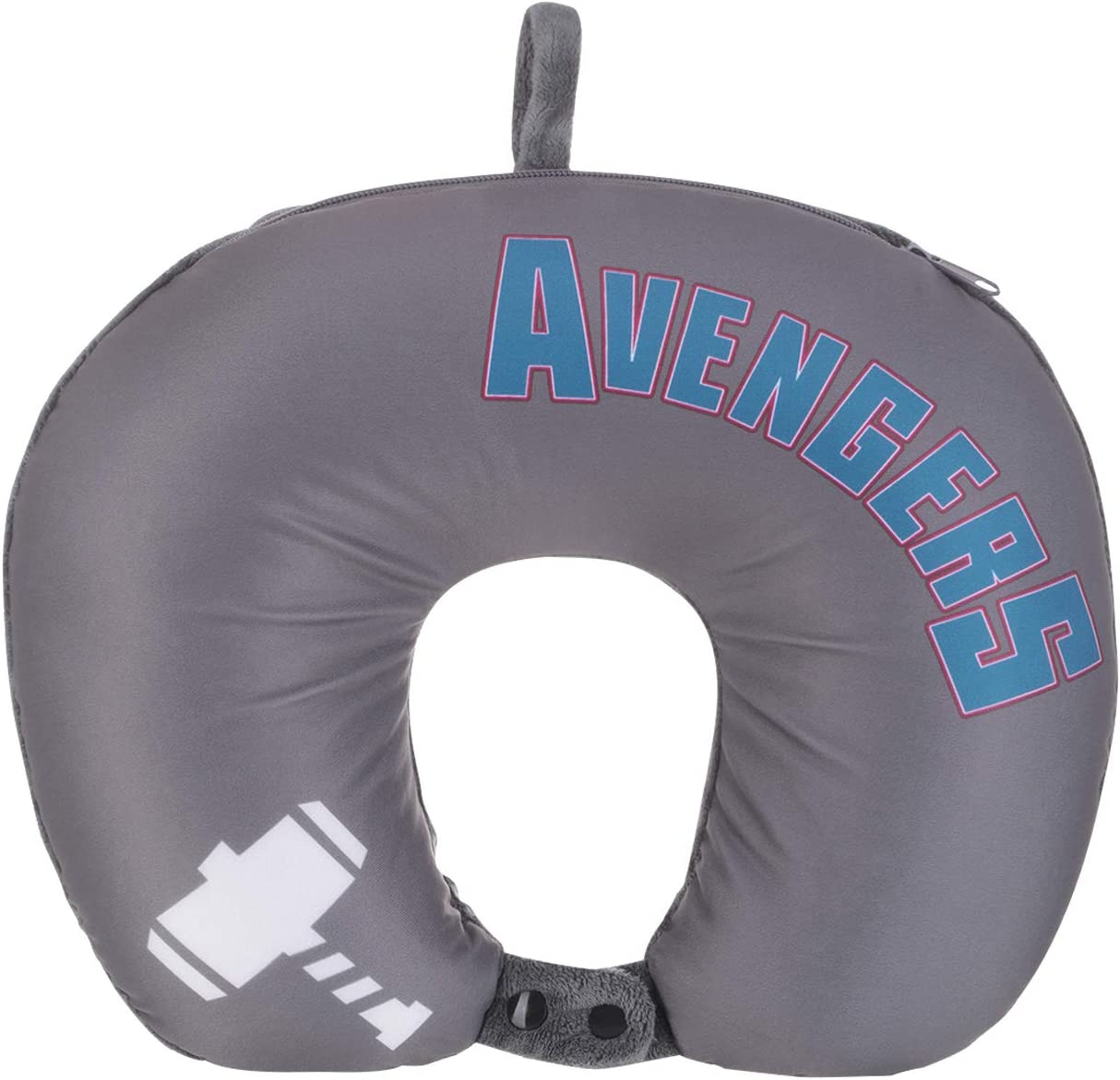 MINISO Avengers 2 in 55% OFF 1 U-Shaped Travell for Neck Discount mail order Pillow Airplane