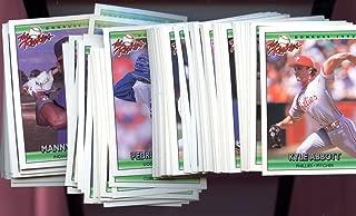 1992 Donruss The Rookies Baseball Card Complete Box Set Pedro Martinez Ramirez