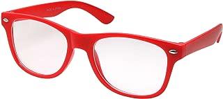 Kids Nerd Glasses Clear Lens Geek Fake for Costume Children's (Age 3-10)