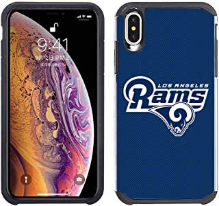 Prime Brands Group Cell Phone Case for Apple iPhone XS Max - Los Angeles Rams