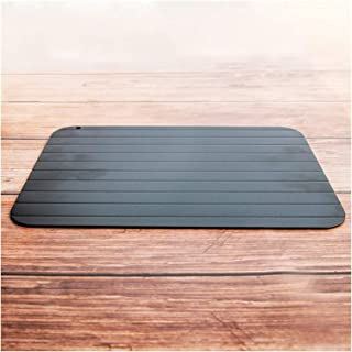 Sausage cooking tools Fast Defrosting Tray Thaw Frozen Food Meat Fruit Quick Defrosting Plate Board Defrost Kitchen Gadget...