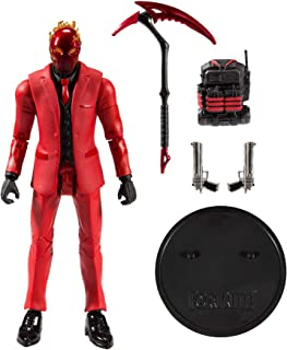 McFarlane Toys Fortnite Inferno Premium Action Figure, Multi