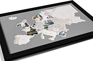 Europe Photo Map