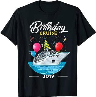 Best birthday cruise shirts Reviews