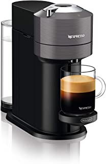 De'Longhi Nespresso Vertuo Next ENV 120.GY kapsül kahve makinesi, gri