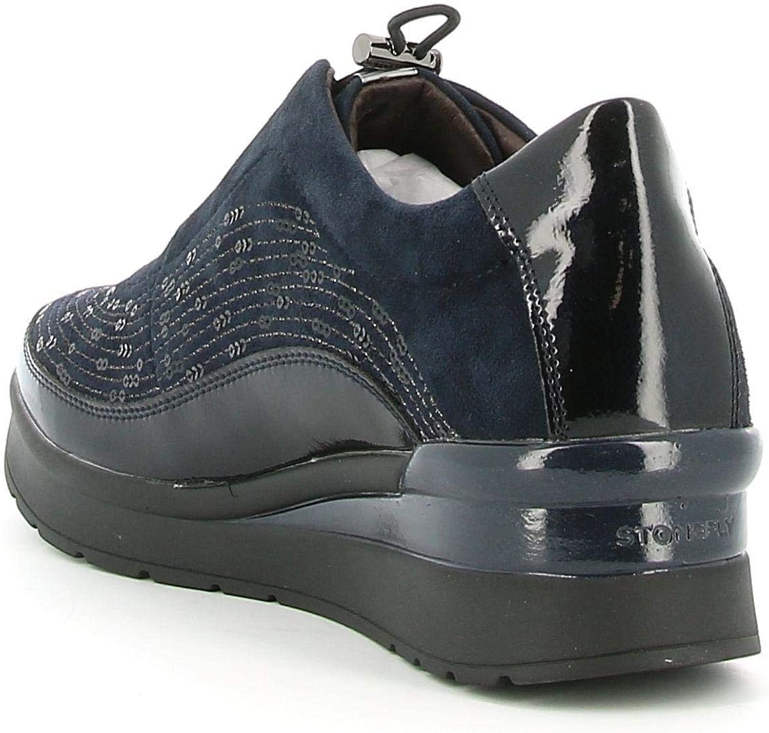 STONEFLY Laced Sports 214528 Sneakers Mujer Negro