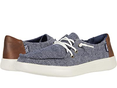 BOBS from SKECHERS Bobs Skipper (Navy) Women